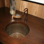 R_Bar Sink with Reverse Osmosis Faucet for Drinking Water