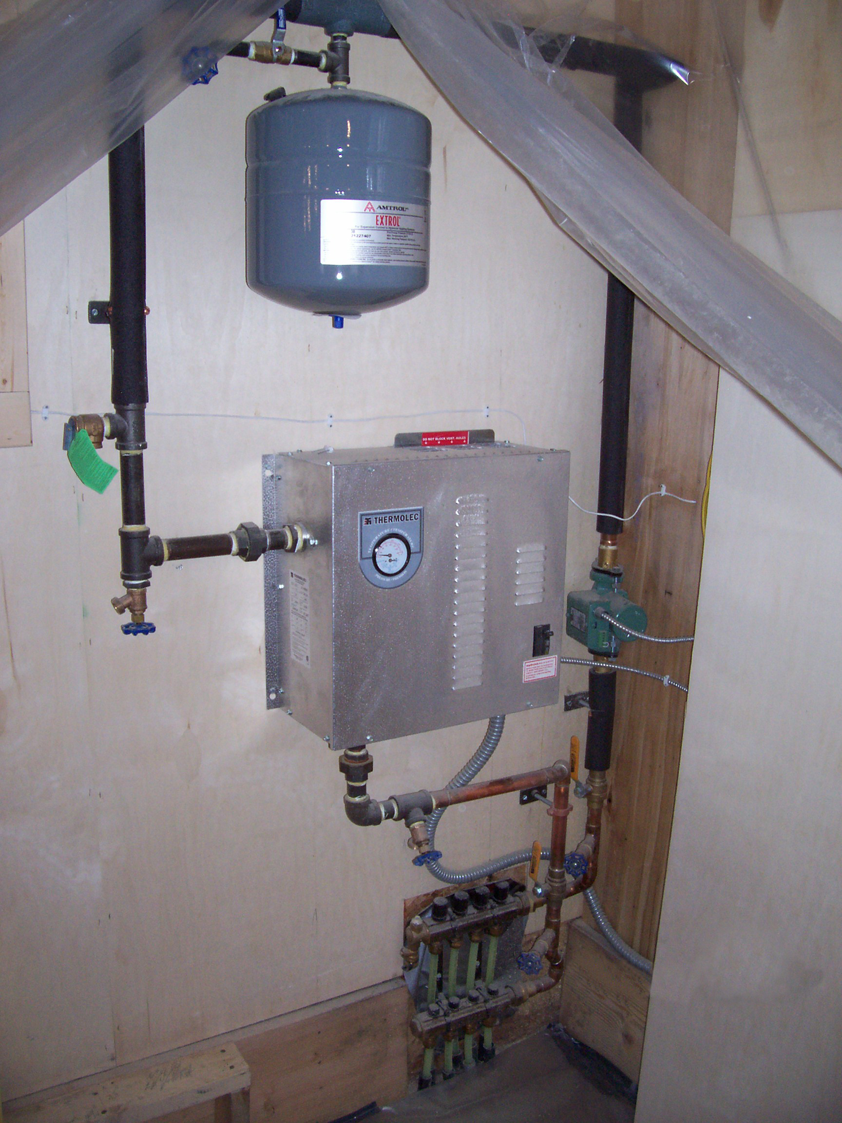 Boiler Installation Residential Dunkirk Wiring Diagram Images Of